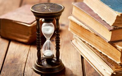 Die Sanduhr und das Zeitgefühl